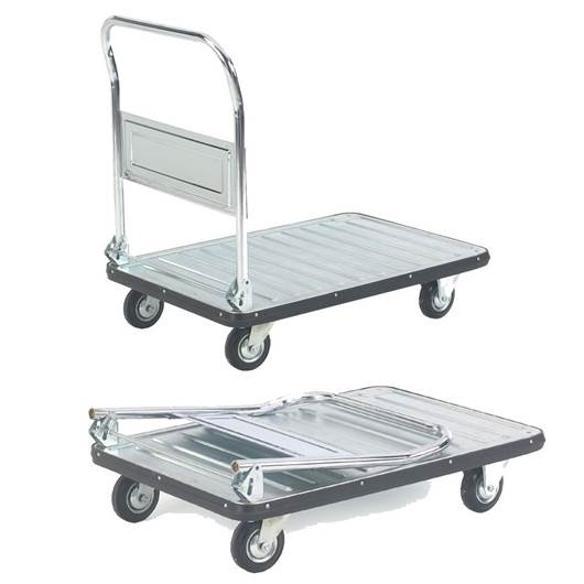Picture of Galvanised Folding Platform Trolley