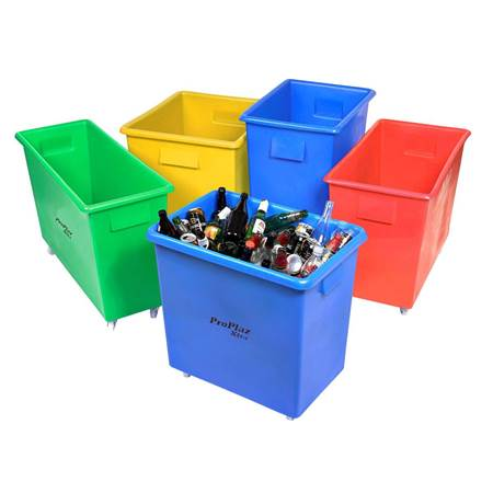 Picture for category Container Trolleys & Bar Trucks