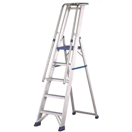 Picture of Regina Special Aluminium Folding Steps