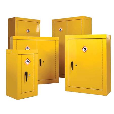 Picture for category Hazardous Storage