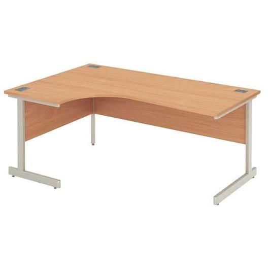 Picture of Fraction+ Desk - Core Workstation