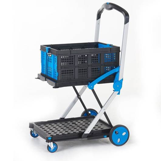 Picture of Large Clever Folding Trolley